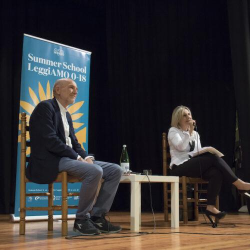 Marino Sinibaldi  e Martina Delpiccolo