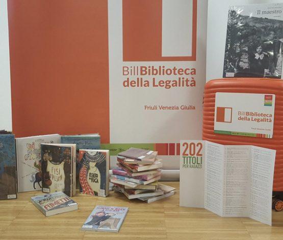 BILL Biblioteca della Legalità al Festival del Coraggio