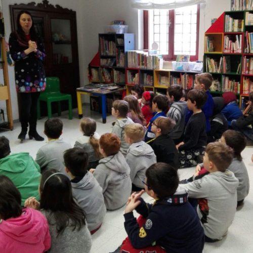Incontri per le classi con Chiara Carminati
