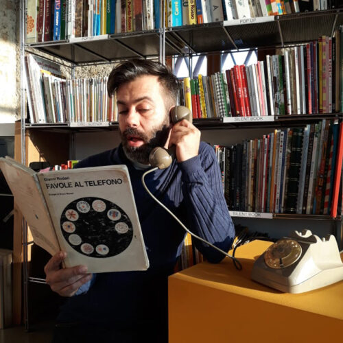 Le favole al telefono a cura degli operatori culturali