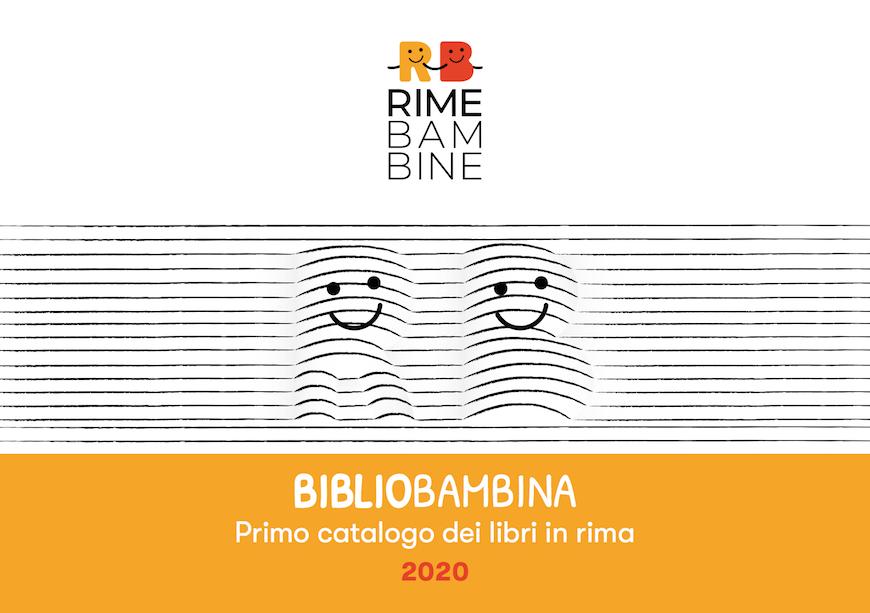 Bibliobambina: la bibliografia dei libri in rima.