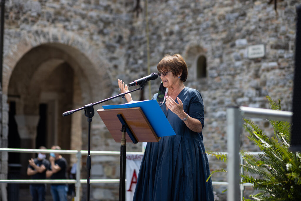 LeggiAMO ad Aquileia: lo  spettacolo con Lella Costa aperto a tutti!